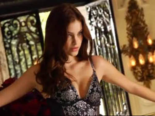 zzzVictorias Secret Barbara Palvin Shooting Lingerie