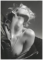 Anja Rubik - Topless editorial and outtakes for Doingbird Magazine March 2008 by Lachlan Bailey
