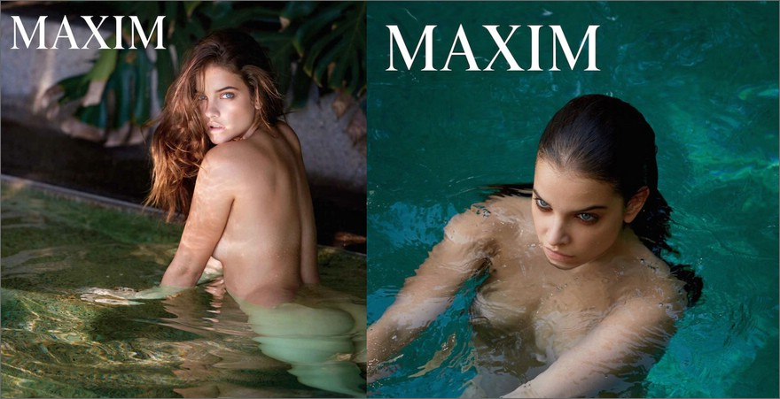 barbara palvin naked for maxim 2016 nov