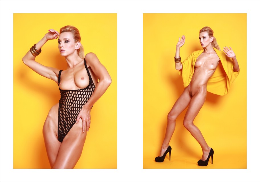coxy in yellow vision by workshop nu beaute numag