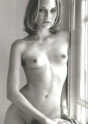 diane kruger compilation of naked photographies