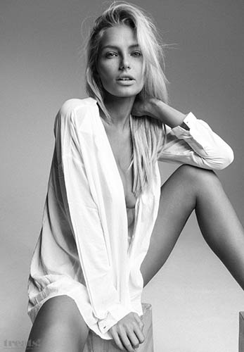 gintare sudziute david benoliel photoshoot for treats magazine may 2014