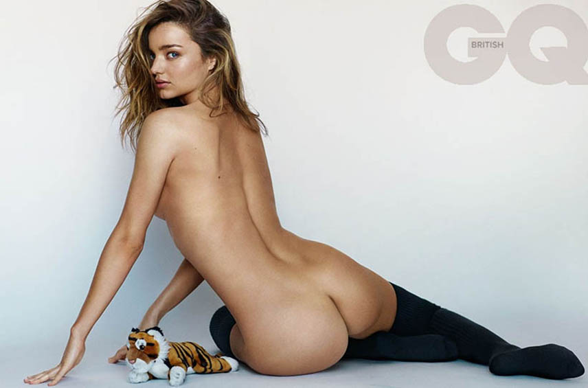 miranda kerr naked photographies for gq uk by mario testino